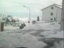 Nevicata a Tavenna
