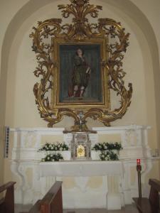 Altare San Vito